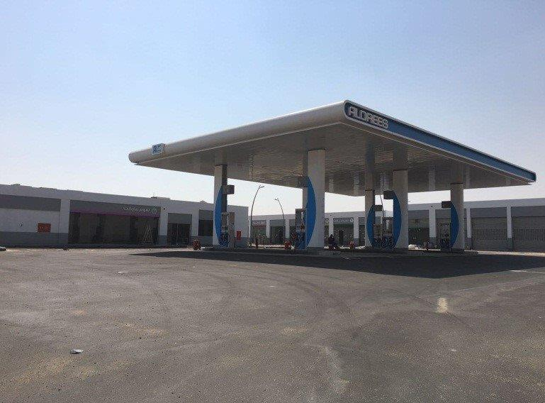 Specialists for Construction Services - AL Drees Fuel Station (SALASEL)